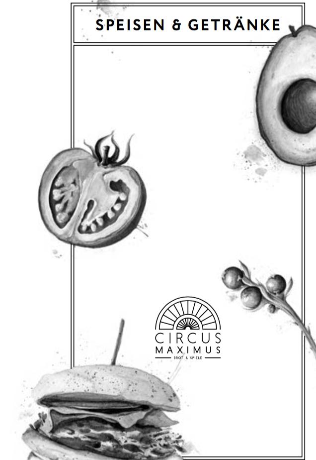 Speisen & Getränke | Restaurant Club CIRCUS MAXIMUS Koblenz